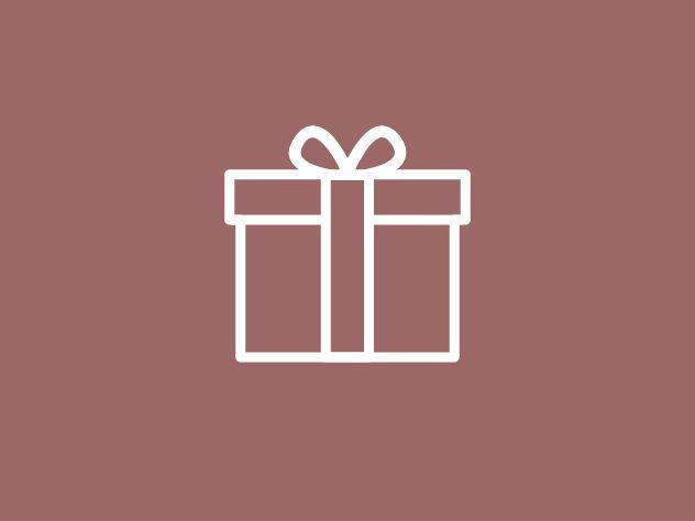 ge bort ett presentkort