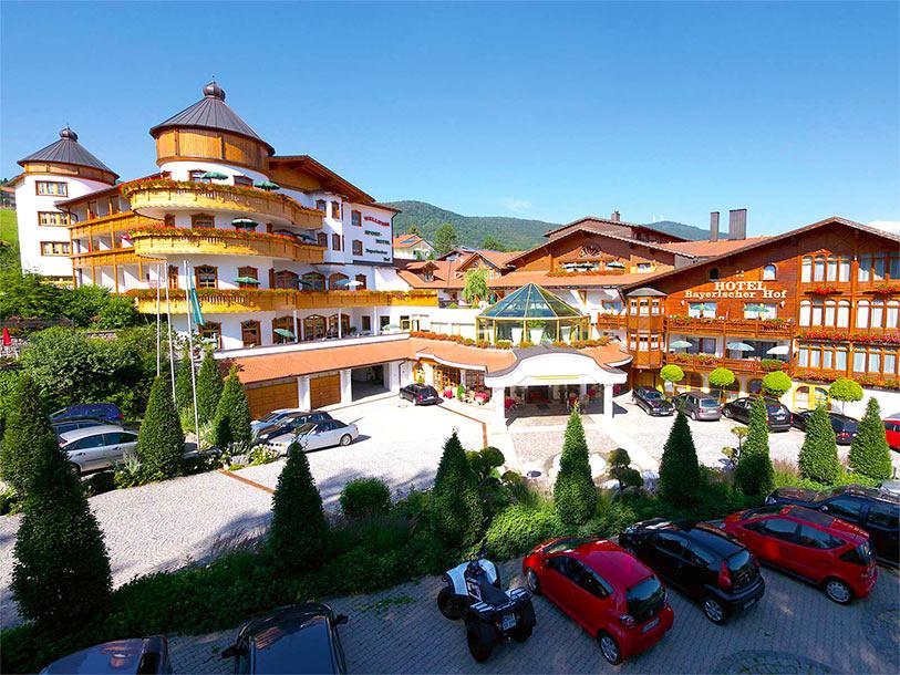 wellness og sport hotel bayerischer hof