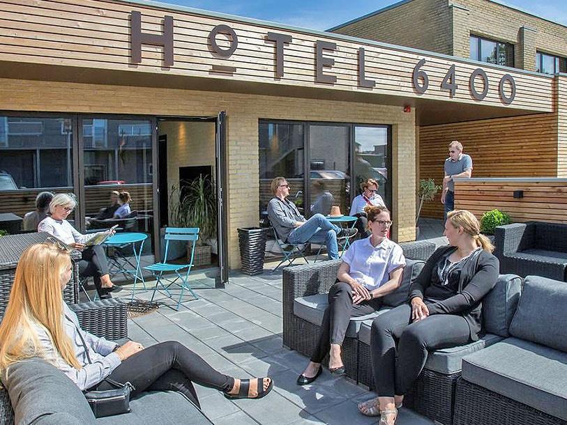 hotel 6400 sonderborg