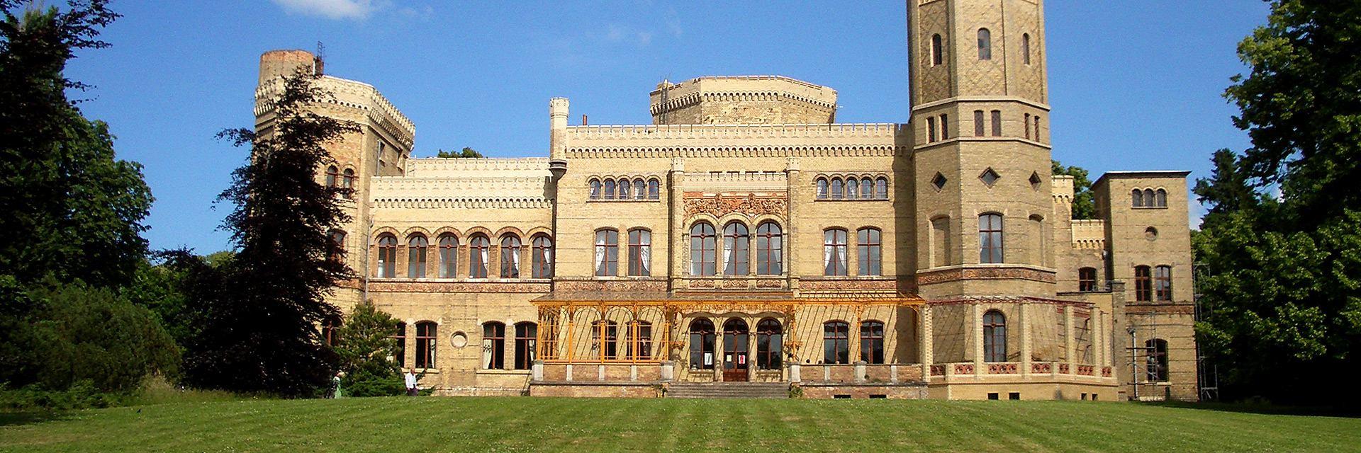 Romantisk slotsferie i Neetzow, Tyskland