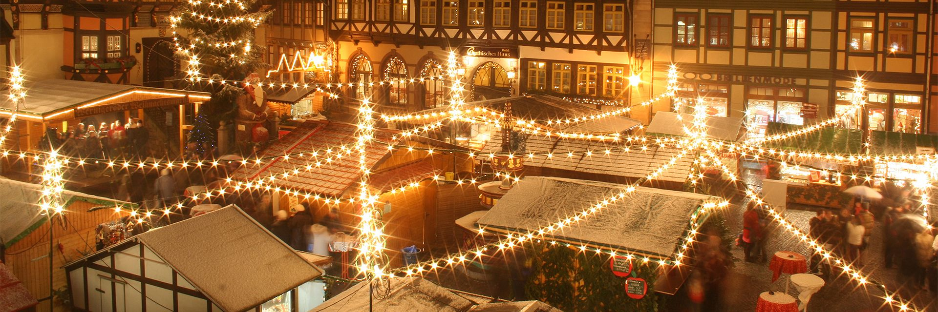 julemarked i wernigerode