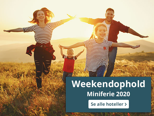weekend miniferie 2020 mobile