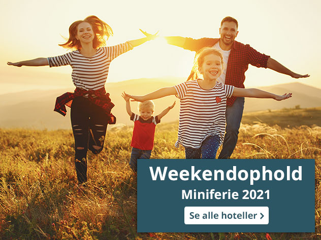 weekend miniferie 2021 mobile