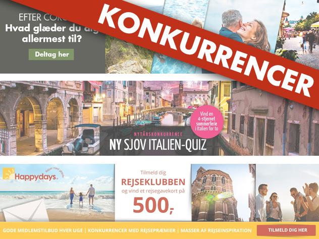 Konkurrencer dk