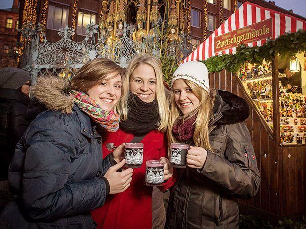 julmarknad i flensborg