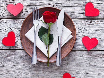valentin romantik