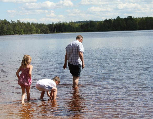 For ca. 15 år siden, holdt vi vores første sommerferie i Sverige. Børnene havde fået deres første dvd-afspiller til at have med i bilen, og husker tydeligt at vi havde forventet regn hver dag, men havde solskin og 25 grader næsten hver dag.