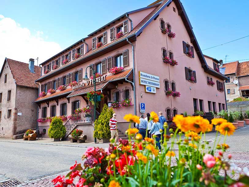 hostellerie saint florent feed