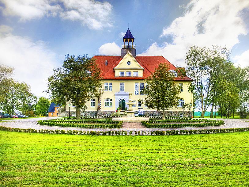 Slotsferie i Nordtyskland inkl. greenfee til hotellets golfbane