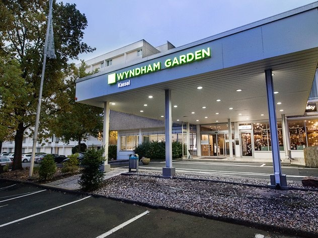 wyndham garden kassel