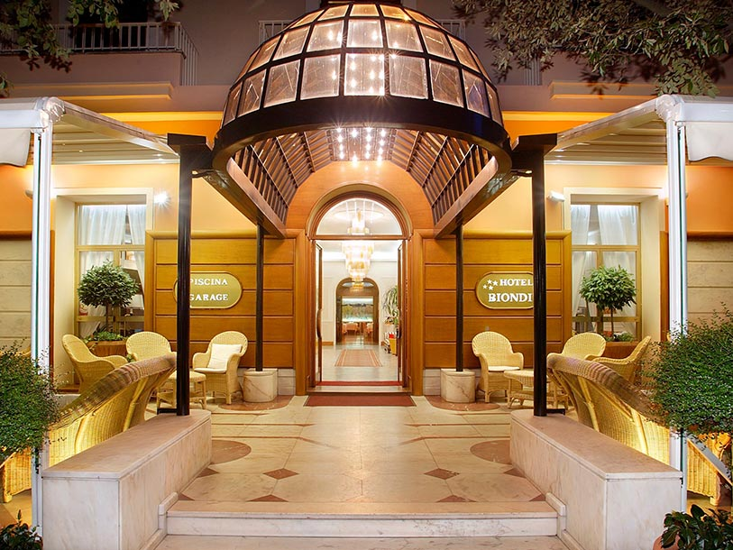 hotel biondi feed