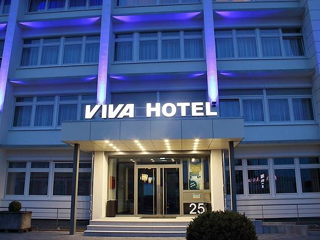 viva Hotel by vier jahreszeiten feed