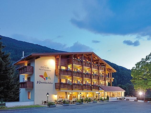 hotel rastbichler feed