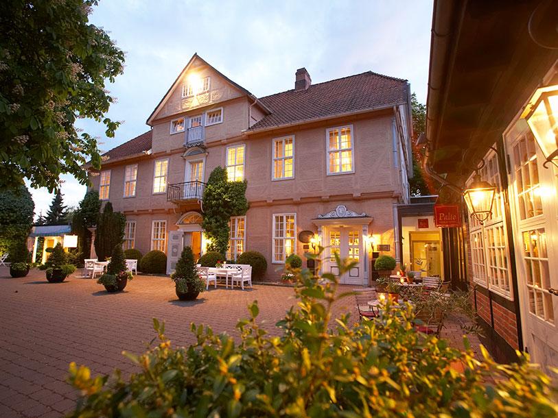 Slotsferie | 5-stjernet spa, gastronomi & luksus i Nordtyskland