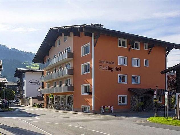 Hotel Fleidingerhof feed