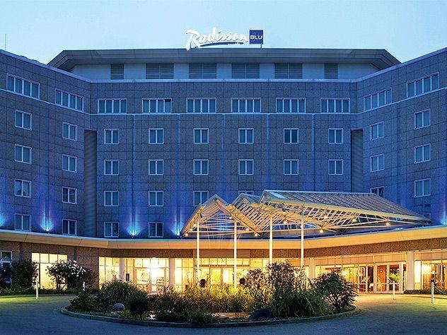 the radisson blu hotel dortmund