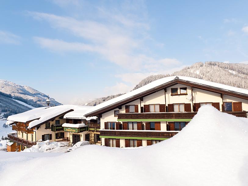 4 stjernet nytårsaften i Alperne   Wellness og pool   Skiferie