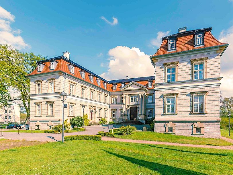 Slotsferie inkl. 3-retters middage - romantikferie i Nordtyskland