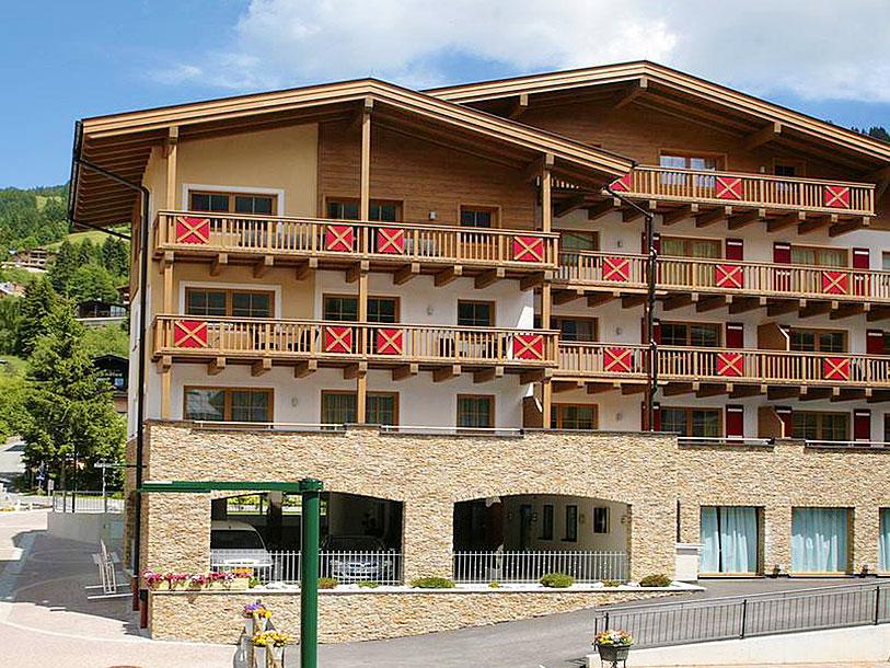 residence saalbach