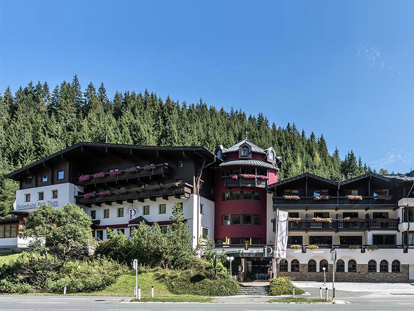 hotel pass thurn mittersill