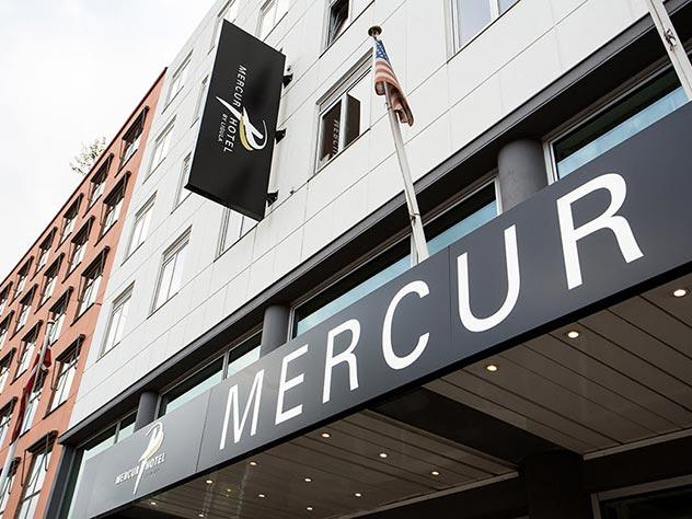 mercur hotel