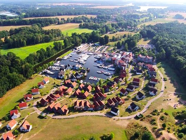 precise resort marina wolfsbruch rheinsberg