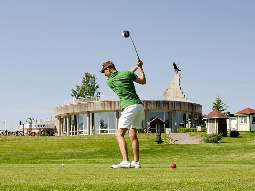 Dating byrå för golfare