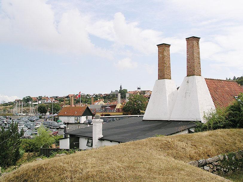 Bornholm Sommerferie Eller Weekendophold På Hotel I Gudhjem
