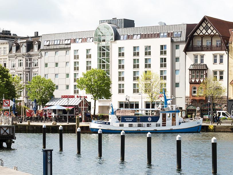 Gågade åbningstider flensborg butikker Bryggen