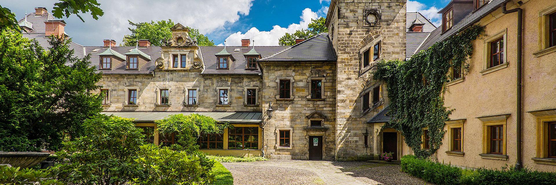 Slotsophold i Polen | Pool, wellness, gastronomi og tennis