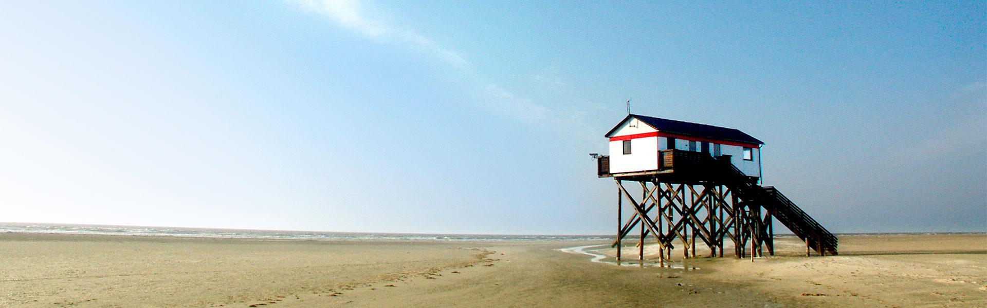 Weekendophold ved Vadehavet | Miniferie i Tönning, Schleswig