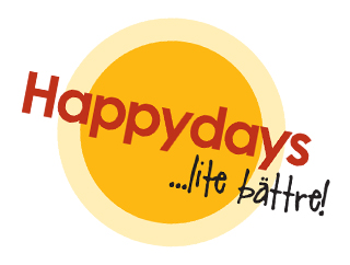 happydays logo se