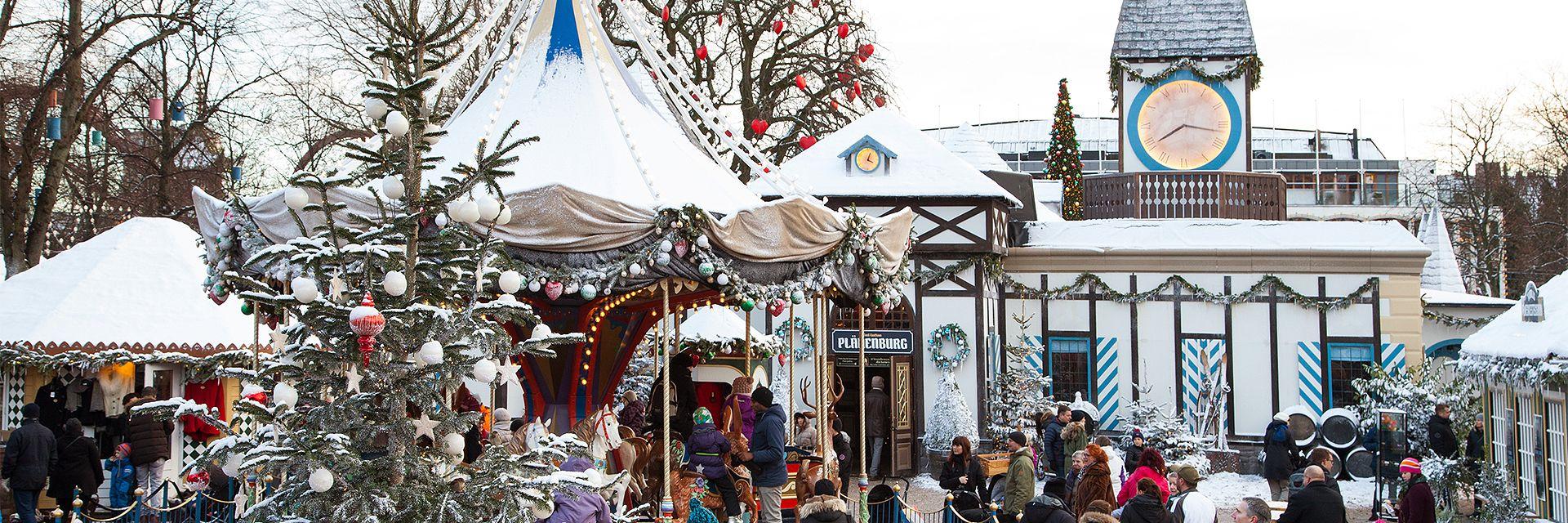 julemarked i tivoli