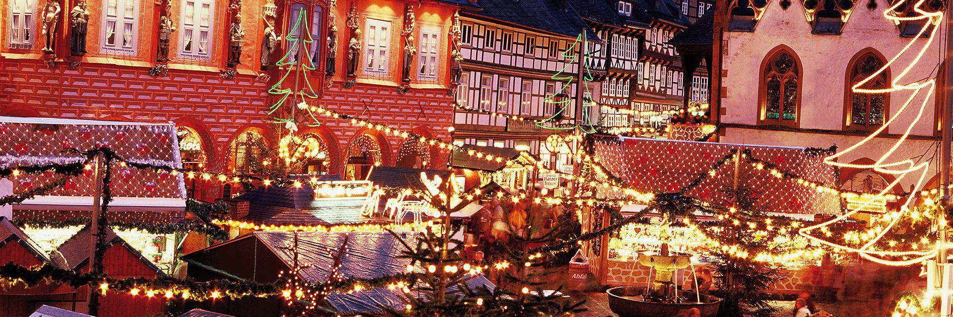 julmarknad i goslar