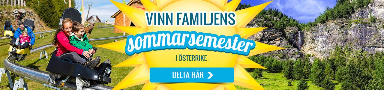 vinn familjens sommarsemester