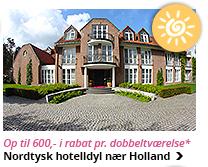 Sommerferie i Nordtyskland
