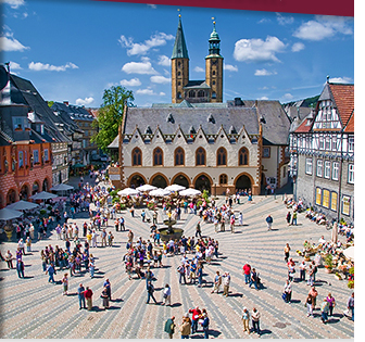 Skönt hotell vid Goslar
