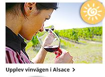 Bo charmigt i Alsace
